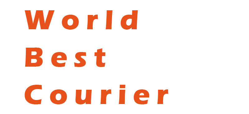 World Best Courier - Parcel Delivery - Logo