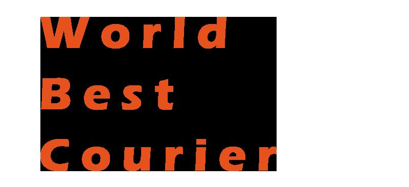 World Best Courier - Parcel Delivery - Logo